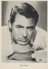 1950s Film Bilder B & W Photo Cary Grant Nr-Mt  #*