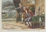 1890 History Series French Young Ben Franklin  #*