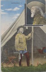 1949 Buffalo Bill Post Card  #*