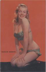 1950-52 L38 Post Card Marilyn Monroe A Beautiful Day  #*