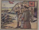 1938 Horrors of War #277 Hitler's Border Tour Raises War Scare1938 Horrors of War #277 Hitler's Border Tour Raises War VG-EX  #*