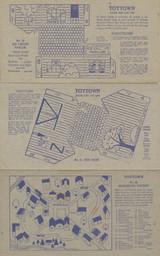 1946 Nabisco Toytown Carnival F275-18b Set 36  #*