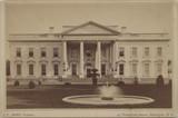 1890's Jarvis Publishing Washington DC Cabinet Cards White House  #*