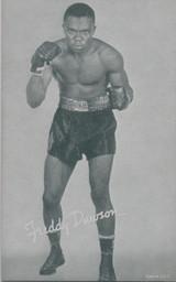 1947/1966 Boxing Exhibit Freddy Dawson  #*