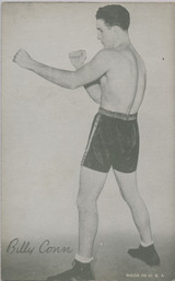 1947/1966 Boxing Exhibit Billy Conn  #*