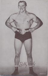 1947/66 Wrestling Exhibits Billy Goelz  #*