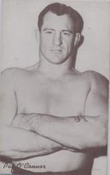 1947/66 Wrestling Exhibits Pat O'Connar  #*