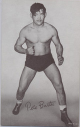 1947/66 Wrestling Exhibits Pete Bartu  #*