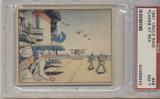 1941 Uncle Sam Soldier #48 Planes At Sea PSA 7 NM  #*