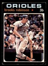 1971 Topps #300 Brooks Robinson Good  ID: 312519