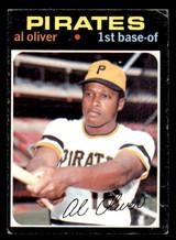 1971 Topps #388 Al Oliver Poor