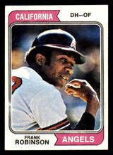 1974 Topps #55 Frank Robinson Near Mint