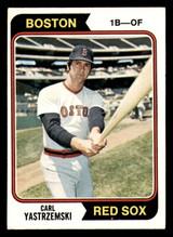 1974 Topps #280 Carl Yastrzemski Ex-Mint  ID: 312627