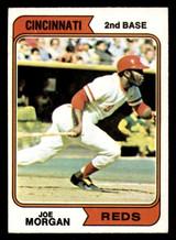 1974 Topps #85 Joe Morgan Excellent+  ID: 312637
