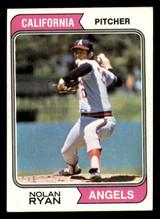 1974 Topps #20 Nolan Ryan Excellent+  ID: 312642