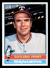 1976 Topps #55 Gaylord Perry Excellent+