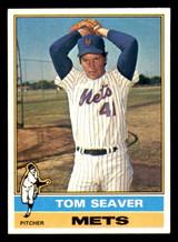 1976 Topps #600 Tom Seaver Ex-Mint  ID: 312692
