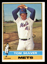 1976 Topps #600 Tom Seaver Excellent+  ID: 312695