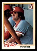 1978 Topps #20 Pete Rose DP Ex-Mint  ID: 312702