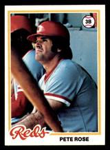 1978 Topps #20 Pete Rose DP Near Mint  ID: 312703