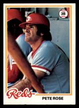 1978 Topps #20 Pete Rose DP Ex-Mint  ID: 312704