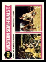 1974-75 Topps #247 ABA Western Semis Near Mint  ID: 312942