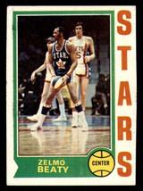 1974-75 Topps #252 Zelmo Beaty Excellent+