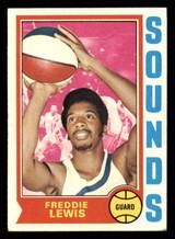 1974-75 Topps #263 Freddie Lewis Excellent+
