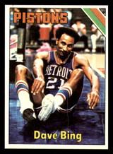 1975-76 Topps #160 Dave Bing NM-Mint