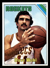 1975-76 Topps #162 Dave Wohl NM-Mint  ID: 313104