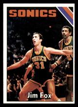 1975-76 Topps #164 Jim Fox Near Mint  ID: 313106