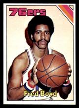 1975-76 Topps #167 Fred Boyd Near Mint  ID: 313109