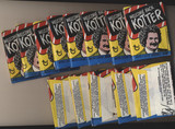 1976 Topps Welcome Back Kotter 36 Packs No Box  #*