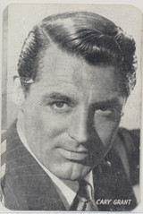1950's Collector & Traders Series 1 Screen Star Subject NY Cary Grant  #*