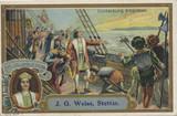 1905 Series 5417 Explorers Christopher Columbus  #*