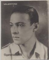 1920's Cigarettes JB Rudolph Valentino  #*