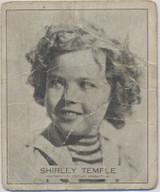 1930's Movie Star Fox 20th Century Shirley Temple  #*