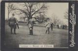 1901 Ogden Cigarette Card Guinea Gold Golf Vardon v Braid At Eltham  #*#
