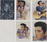 1993 Rockstreet National Sport Collectors 5 Card Promo Set  #*