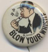 1900'S TOKIO CIGARETTES P3B BLOW YOUR WHISTLE  #*
