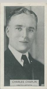 1934 Ardath Tobacco London British Born Film Stars #38/50 Charlie Chaplin ex++  #*