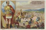 1905 Duroyon & Ramette France Series 5512 Famous Leaders #3 Julius Cedar Ex-Mt  #*