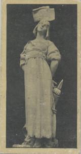 1899 R & J Hill Ltd Statuary Set 2 Joan Of Arc Ex+  #*