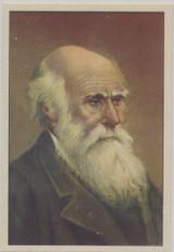 1930s Belguim Issue Famous Men (Without Overprint) #14 Charles Darwin Ex-Mt  #*