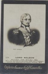1901 Guinea Gold Ogdens Ltd Liverpool Set 330s Lord H. Nelson Ex-Mt  #*