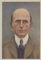 1938 Belguin Issue Famous Men #92/100 Wilbur Wright Ex-Mt  #*