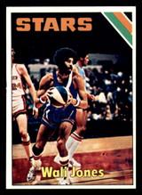 1975-76 Topps #319 Wali Jones NM-Mint