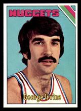 1975-76 Topps #320 George Irvine NM-Mint  ID: 313254