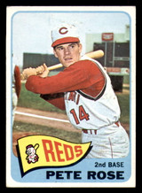 1965 Topps #207 Pete Rose Excellent  ID: 313602