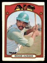 1972 Topps #435 Reggie Jackson Very Good  ID: 313740